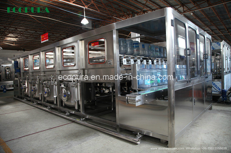 5gallon Bottled Water Filling Machine / 18.9L Water Bottling Line