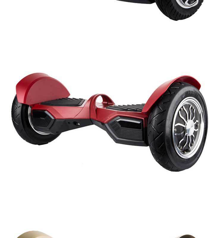 800W Electric Self-Balancing Scooter with 8′ Big Wheel