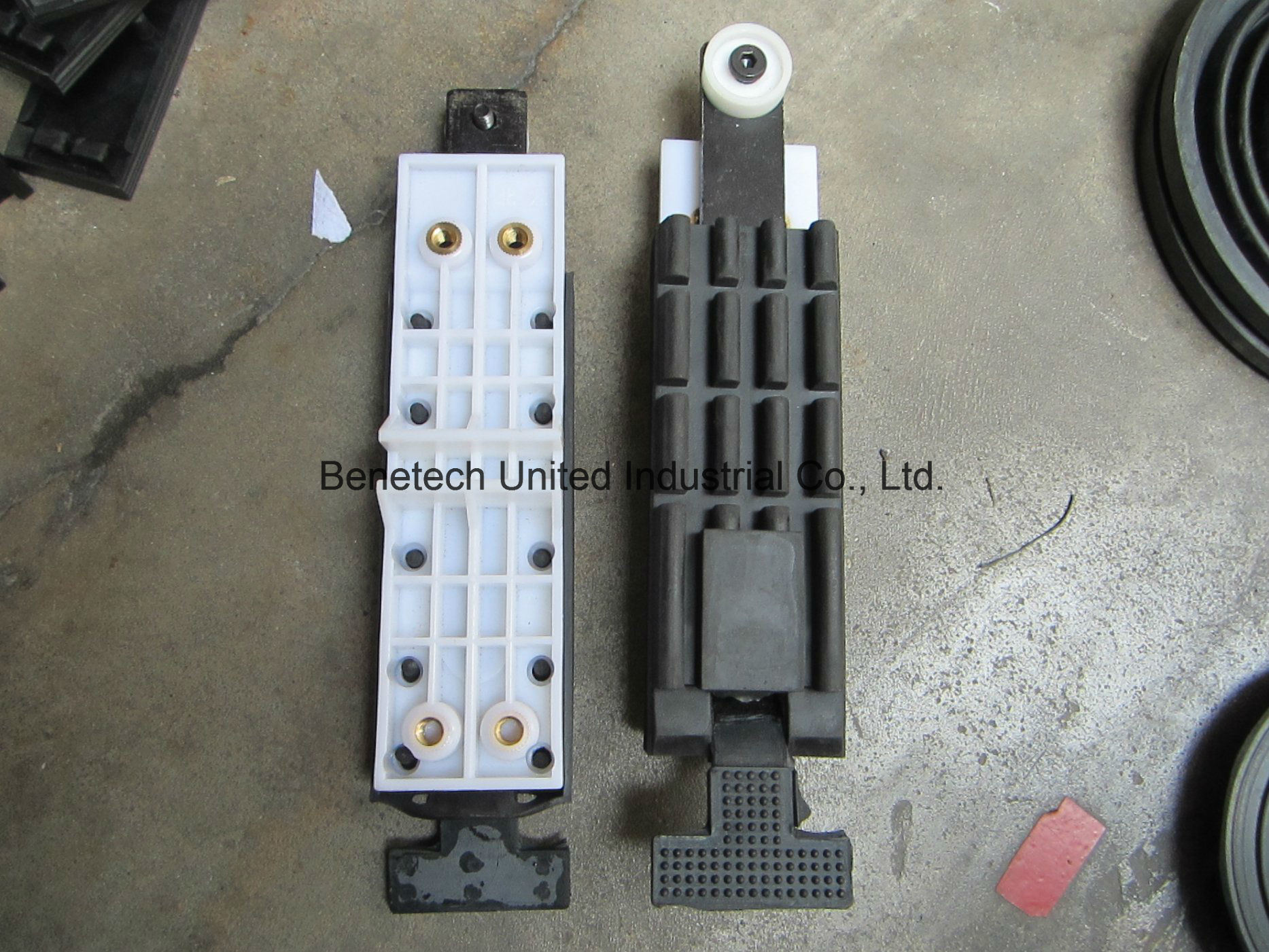 Suntech Beveller Front Pad, Suntech Glass Machine Spare Parts
