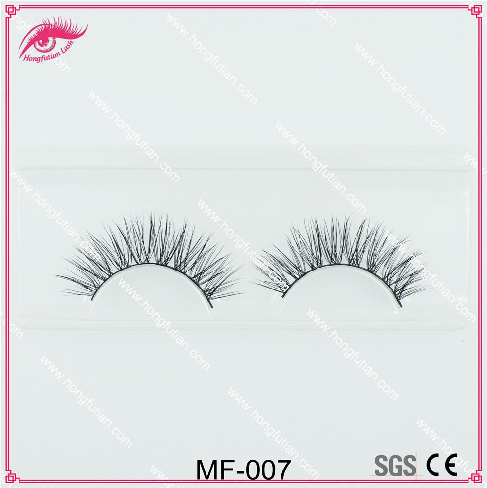 Wholesale Mink Eyelashes Strip Eyelash