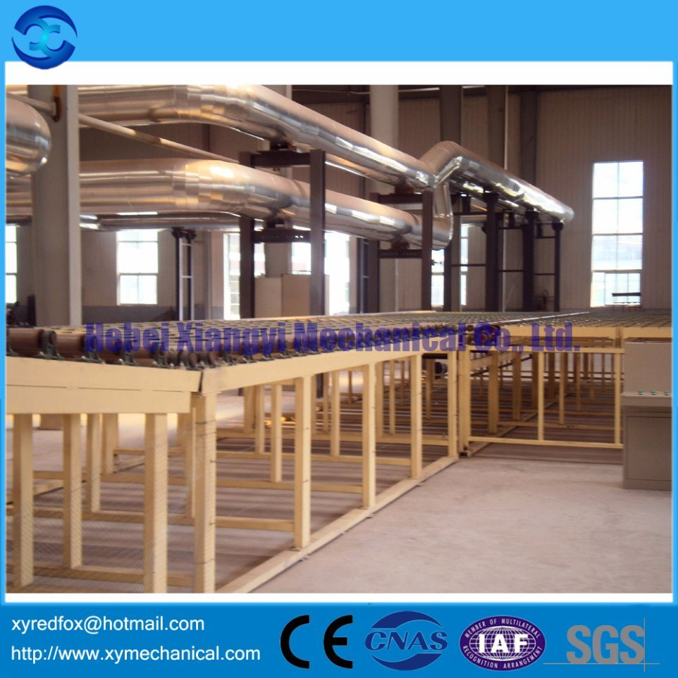 Gypsum Board Plant-New Design Foam Agent System