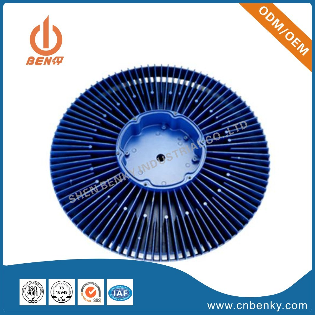 Aluminum Die Casting for LED Lamp Parts