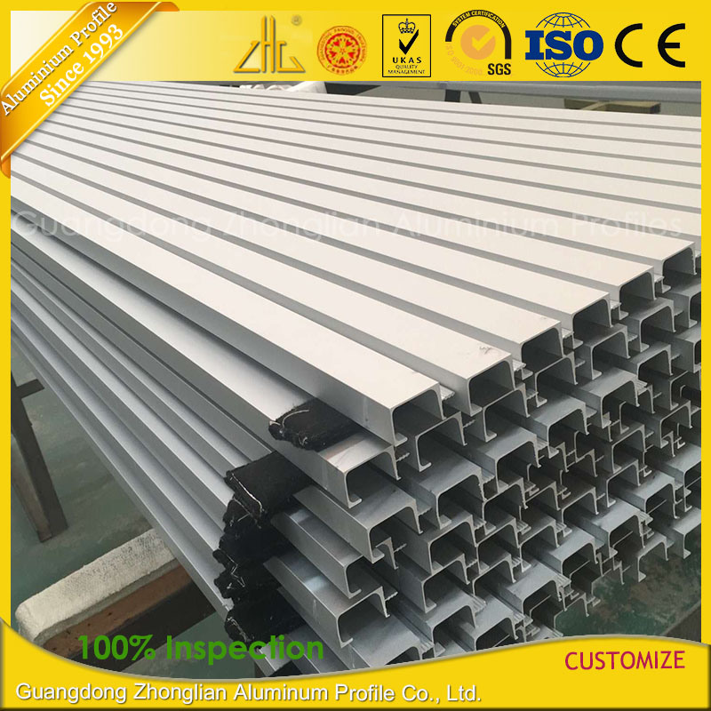 China Manufacturer Extruded Anodized Kitchen Aluminum Aluminium Extrusion