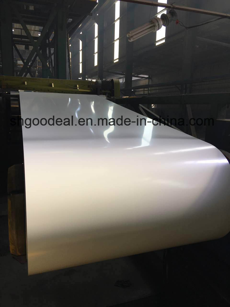 Prepainted Galvanized Steel Coils Sheet/ PPGI