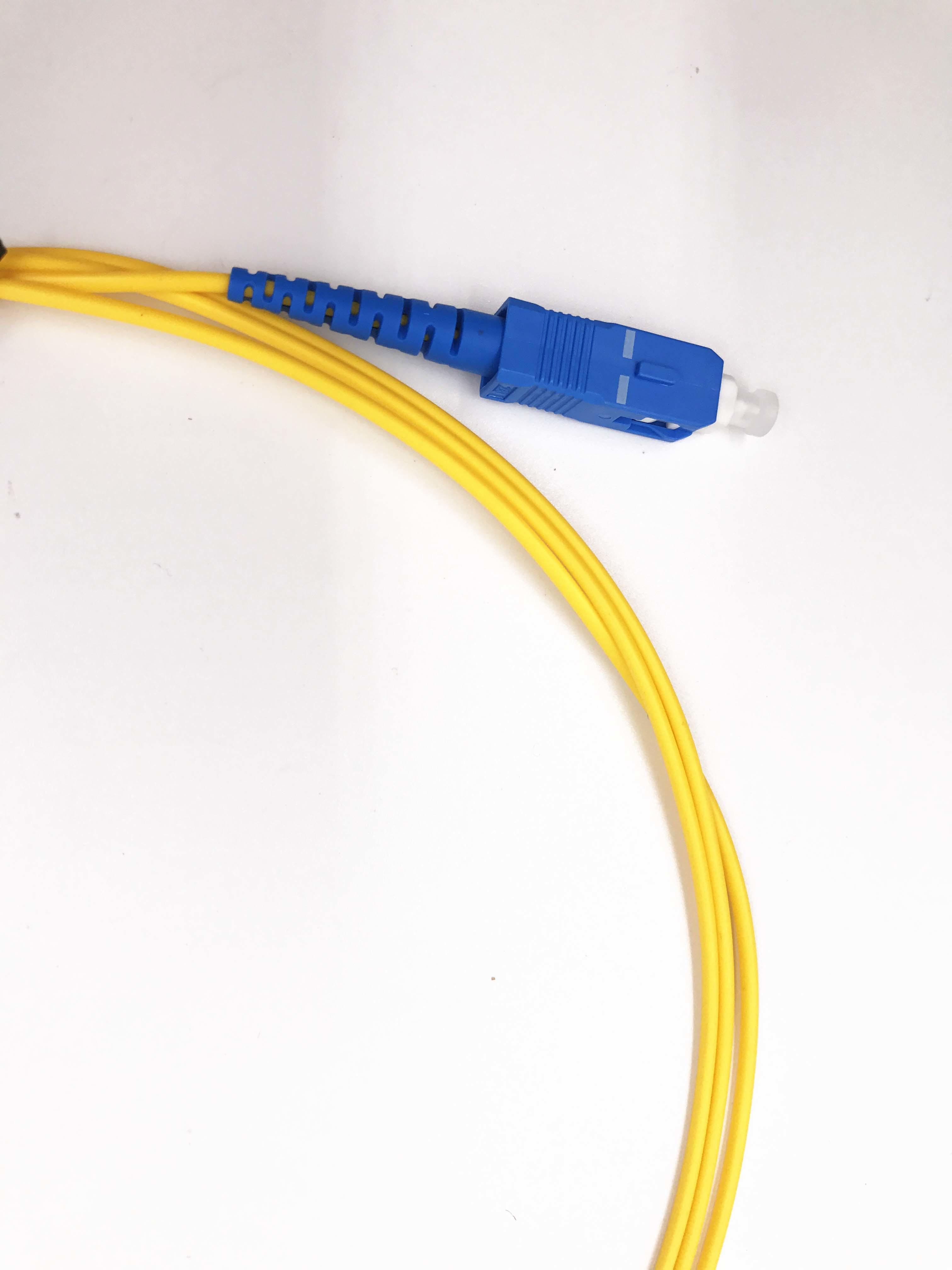 Fiber Optic Patchcord (Single Mode) Sc-LC
