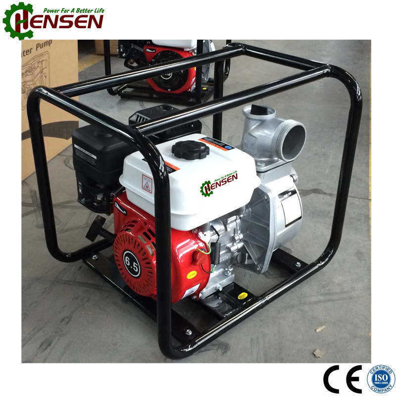 Gasoline Water Pump with Ce Certificate