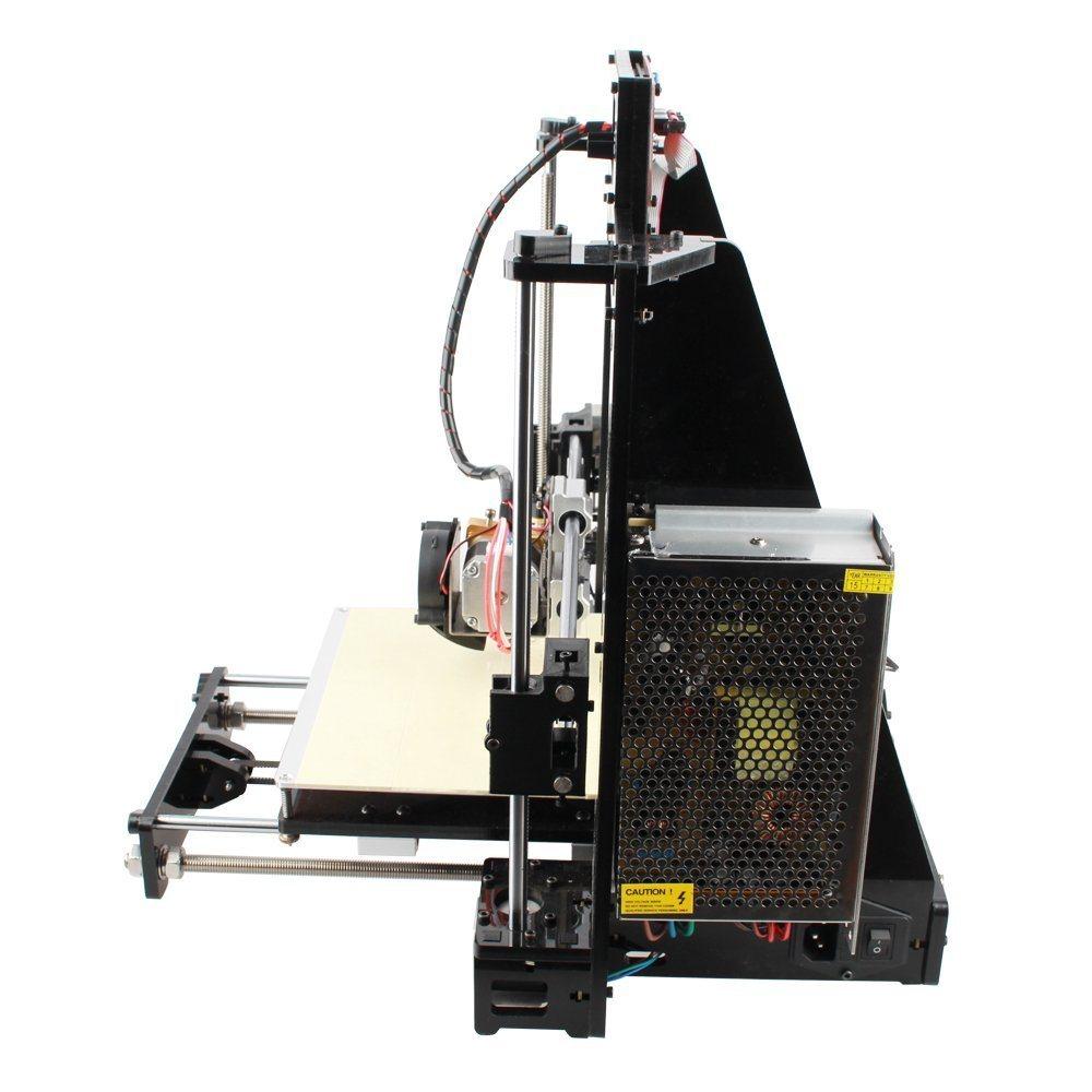 Auto Leveling Desktop DIY 3D Printer Prusa I3 Kit Unassembled Parts Printing Size 210*210*205mm