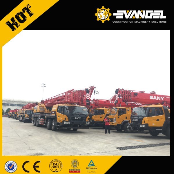 Sany Brand 25 Ton Truck Crane Stc250 with Low Price