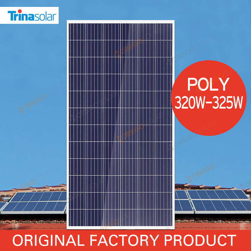 Trina PV Solar Product 320W-325W for Solar Panel System