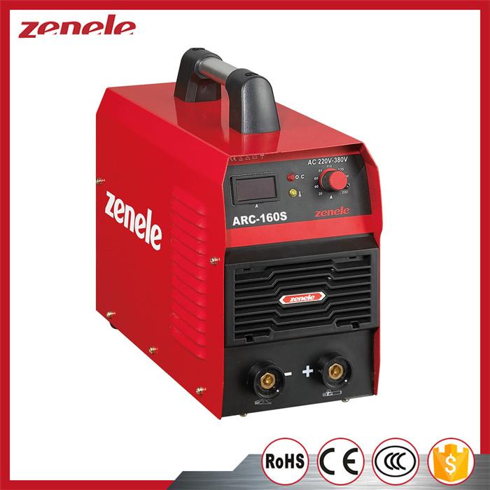 Zenele Arc-160s MMA Arc DC Welding Machine