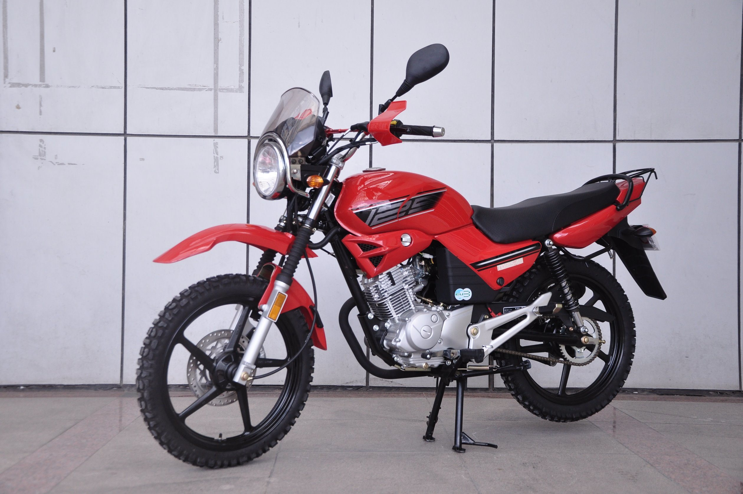 Ybr off Road Motorcycle