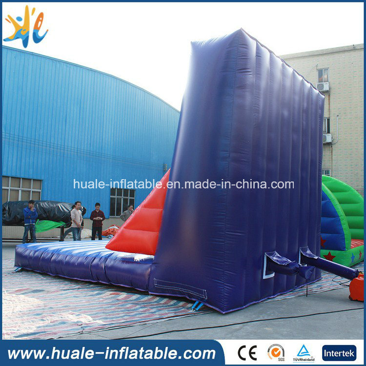 Customized Inflatable Sticking Wall, Sticky Wall Inflatable for Adults and Kids