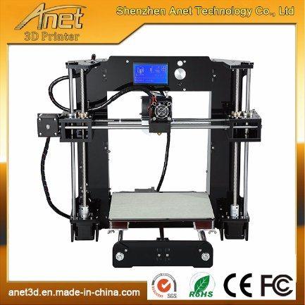 Anet Mini 3D Printer 3D Printer Machine Autolevel Kit Custom 3D Printing Service or 3D Printer Factory of China