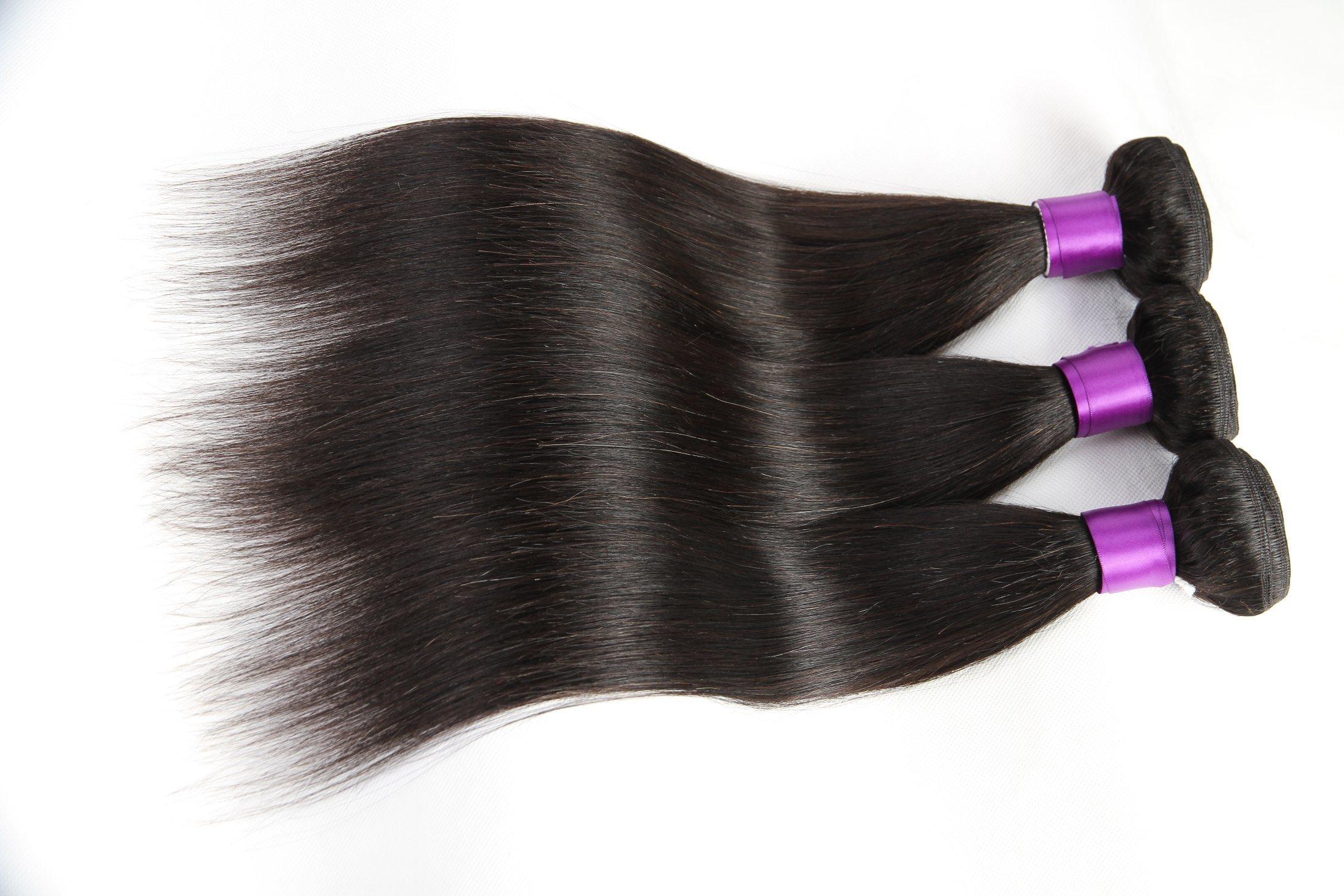 Top-Rated 6A Unprocessed Virgin Hair Brazlian Virgin Hair Straight