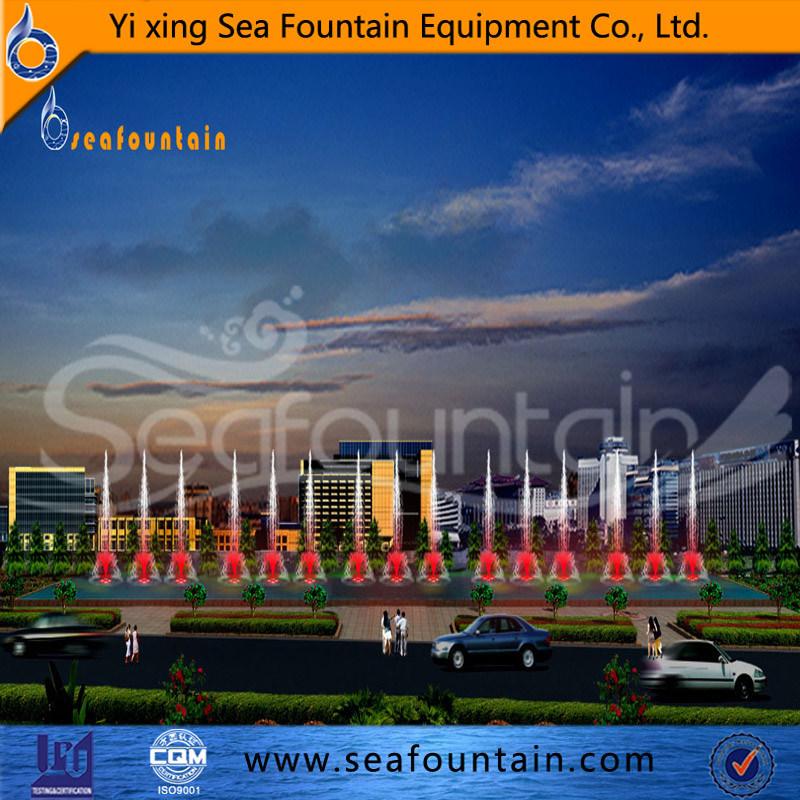 Seafountain Design European Style Music Fountain