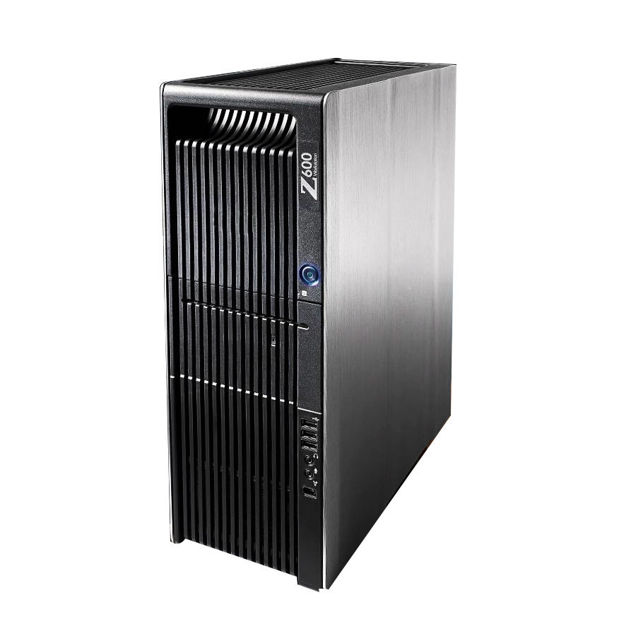 for Used HP Z600 a Radiator Quasi System Workstation