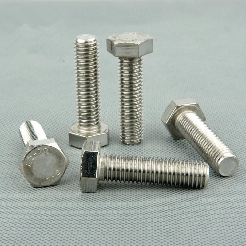 Duplex Stainless Steel 17-4 pH Fasteners of Customization