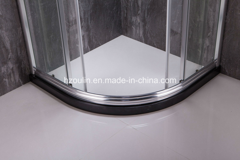 Shower Enclosure with Big Aluminum