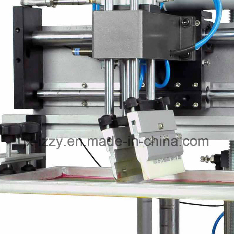 Semi-Automatic Flat Bed Screen Printing Machine for Plastic Bag