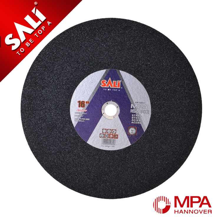 High Quality Abrasive Metal Cutting Disc and Steel Polishing Wheel