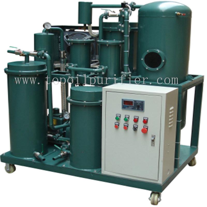 PLC Operation Industrial Hydraulic Oil Purification System (TYA-200)