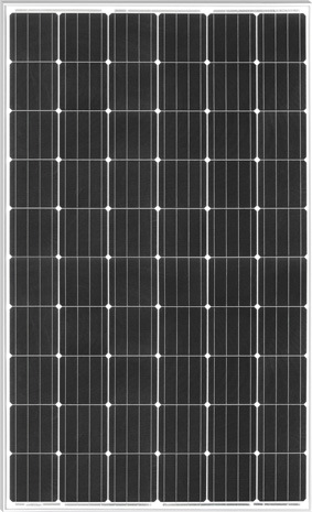 Fameless Series PV Solar Energy Module