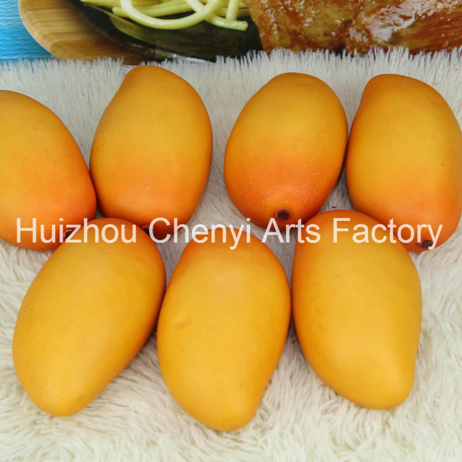 Color Is Very Nice Mango Artificial Fruit