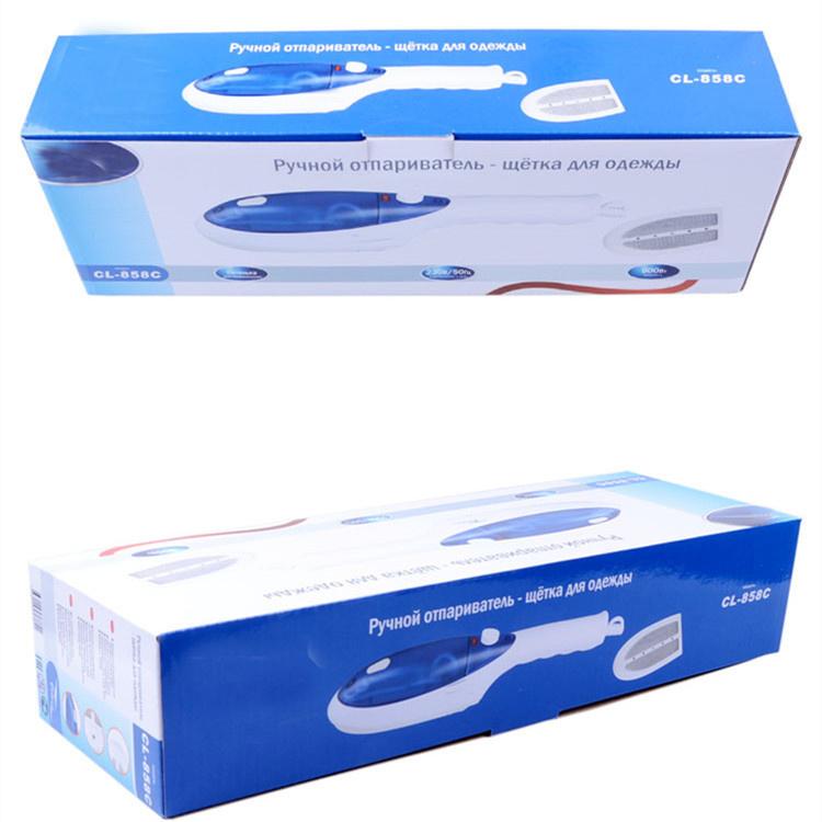 High Pressure Handheld Portable Iron Handy Garment Steamer with 800W