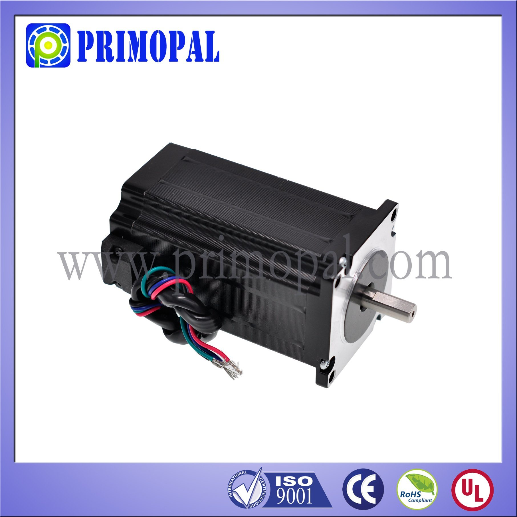 1.8 Degree NEMA 23 Stepper Motor for CNC Applications