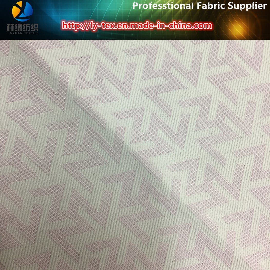 T/C Yarn Dyed Jacquard Fabric for Shirt, Jacquard Shirt Fabric