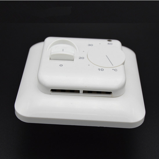 Floor Heating Digital Room Temperature Controller Thermostat with Ce