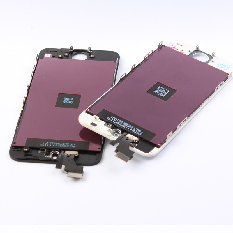 Mobile Phone LCD for iPhone 5s Display Screen Digitizer Assembly Replacement