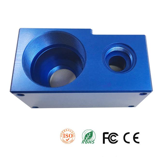 Precise CNC Machining Color Anodizing Aluminum Parts