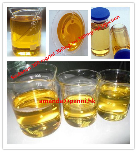 High Purity Sustanon 250 Mg/Ml 200mg/Ml 300mg/Ml 400mg/Ml Steroids for Injection