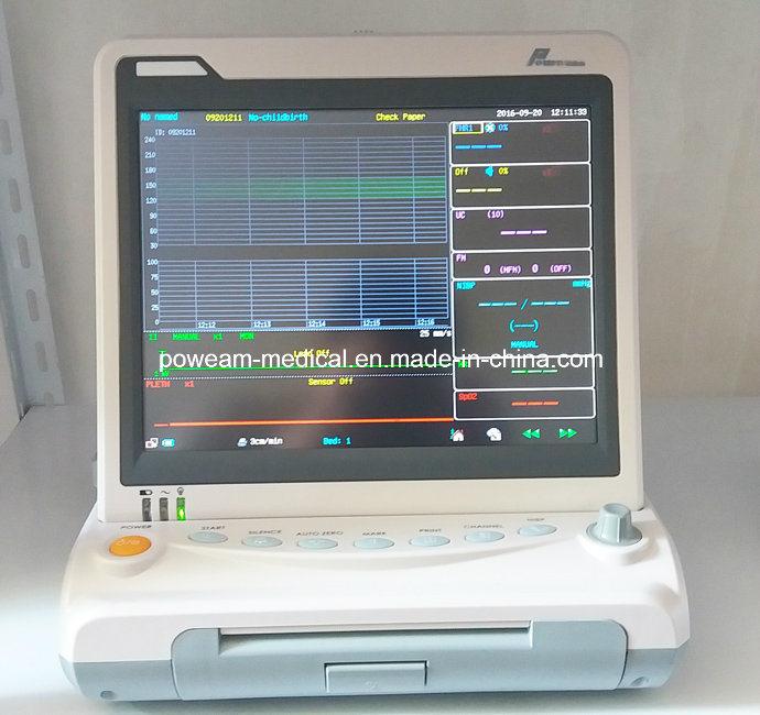 Color Display Heart Fetal Monitor (FM-10B/10B Plus)