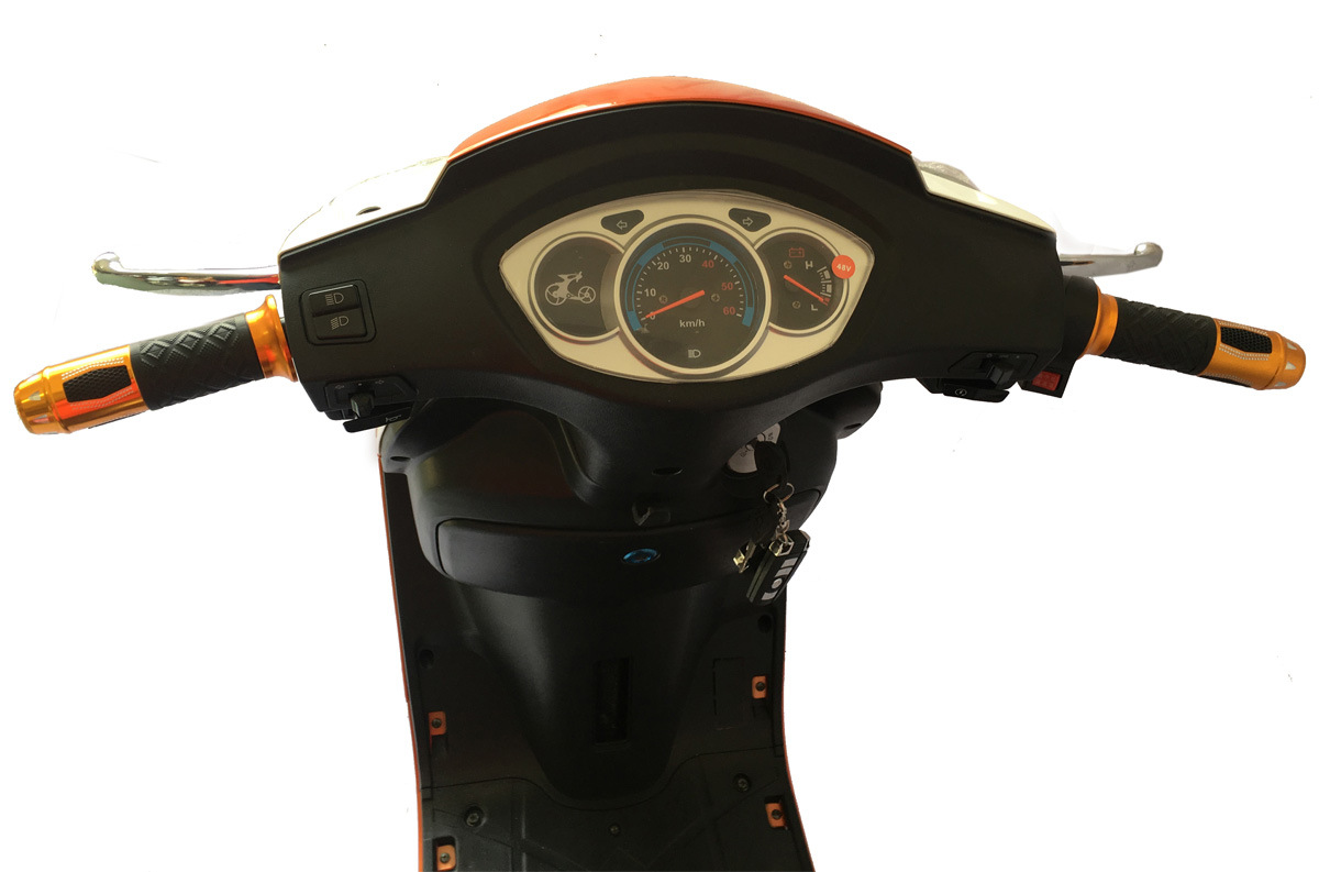 800W 48V 20ah Electric Moped Scooters