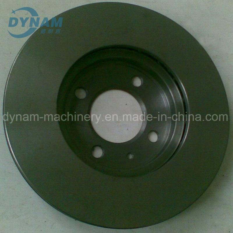 Auto Parts Brake Disc Cast Iron Brake Rotor CNC Machining Sand Casting