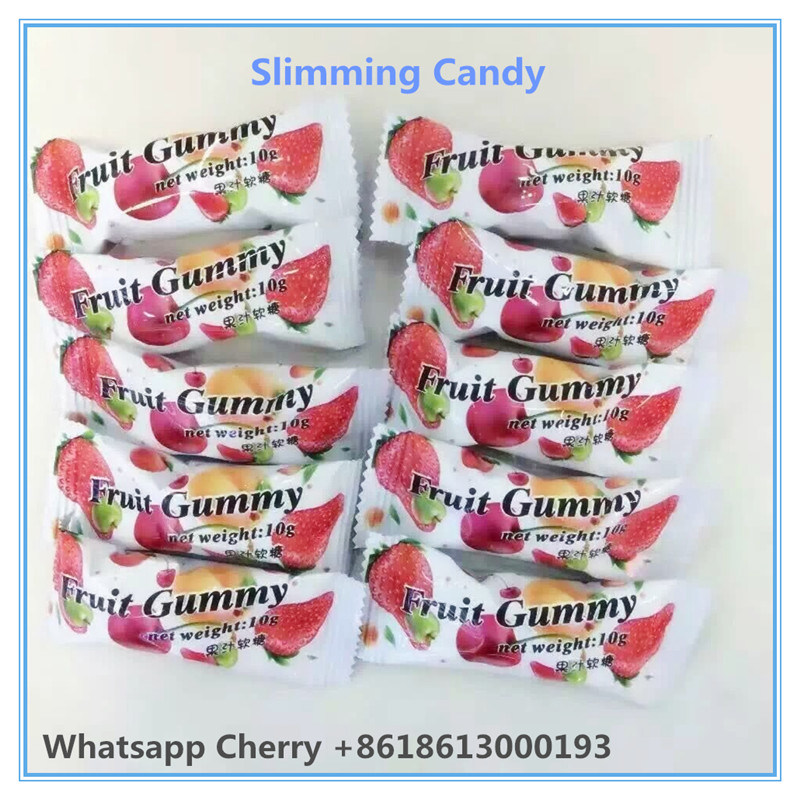 Detox Colorful Soft Candy for Fat Burnning 10g/PCS