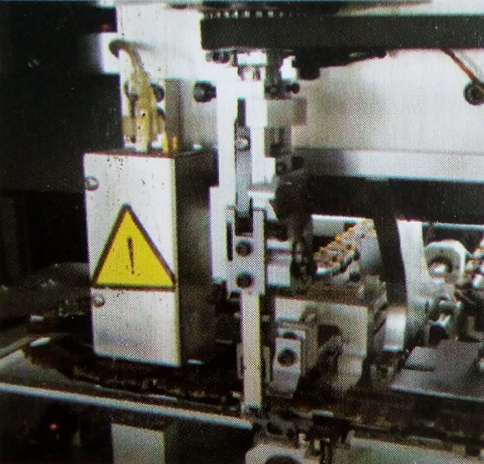Automatic Radial Insert Machine Xzg-3000EL-01-20 China Manufacturer