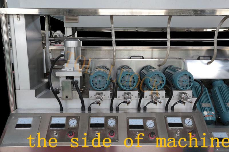Tql2525 Glass Straight Line Double Edging Production Machine Line