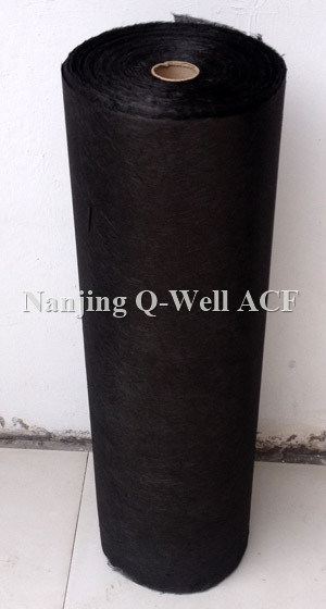 China Direct Supply Activated Carbon Fiber Surface Mat/Felt, Acf, A17007
