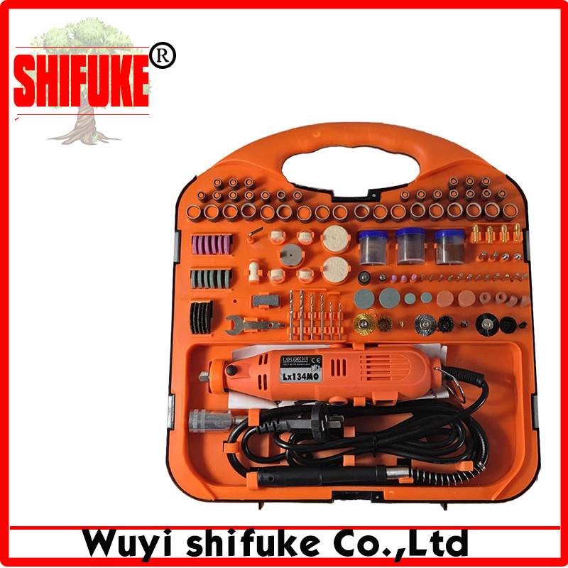 China Power Tool DIY 183PC Rotary Tool Kit