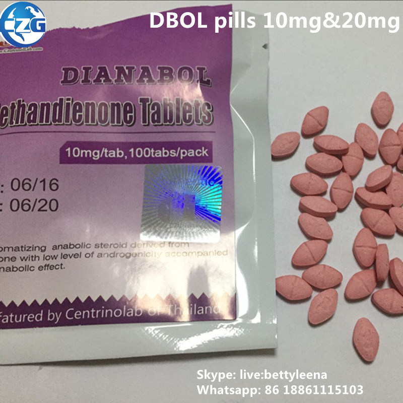 Dbol Steroids Anabolic Steroid Powder Dianabol for Bodybuilding
