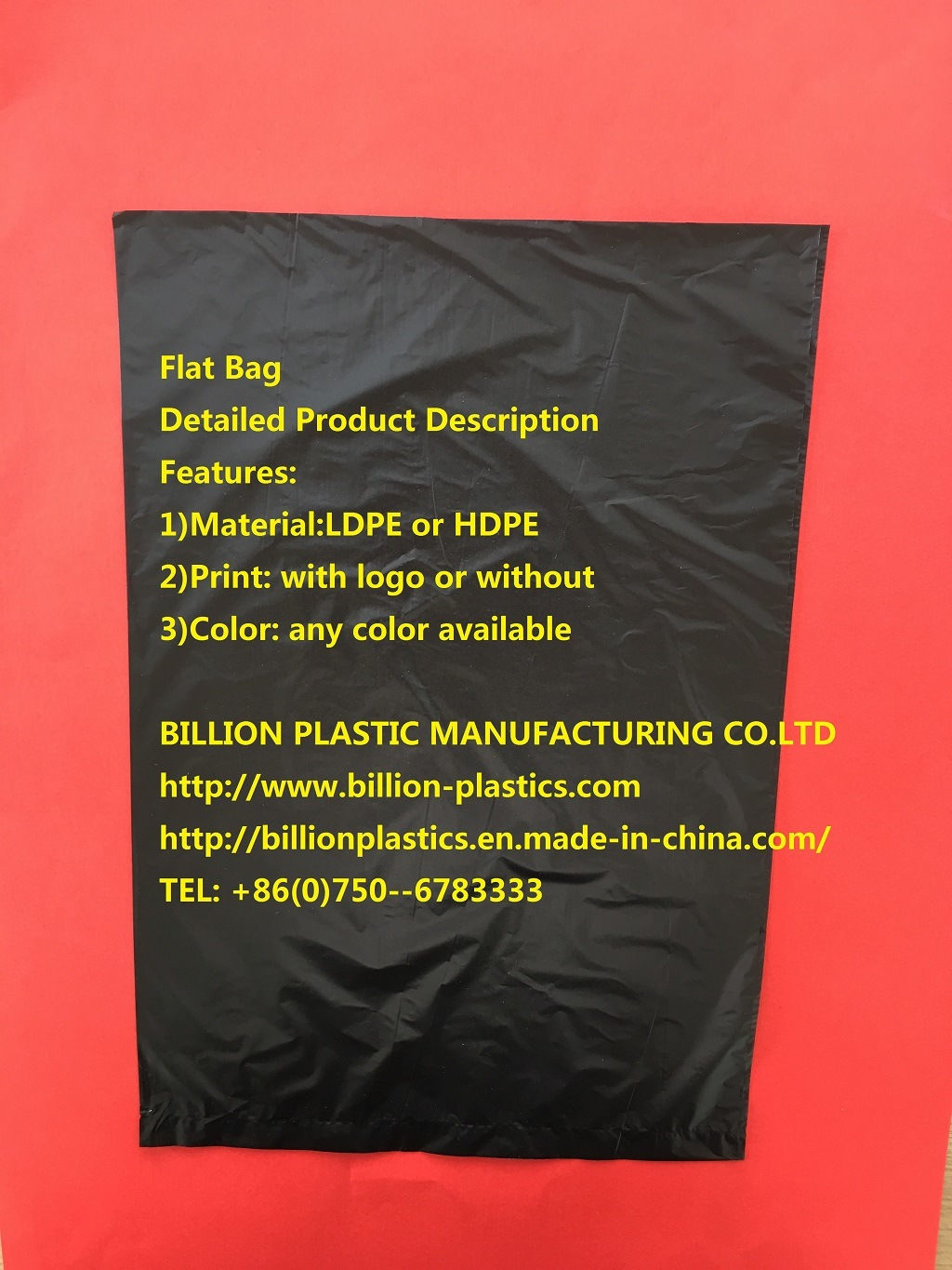 Trash Bag Rubbish Bag Garbage Bag Bin Bag Disposable Bag