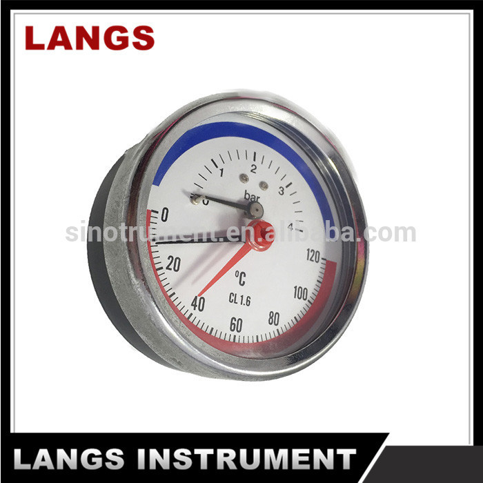 040 Pressure Gauge Thermometer