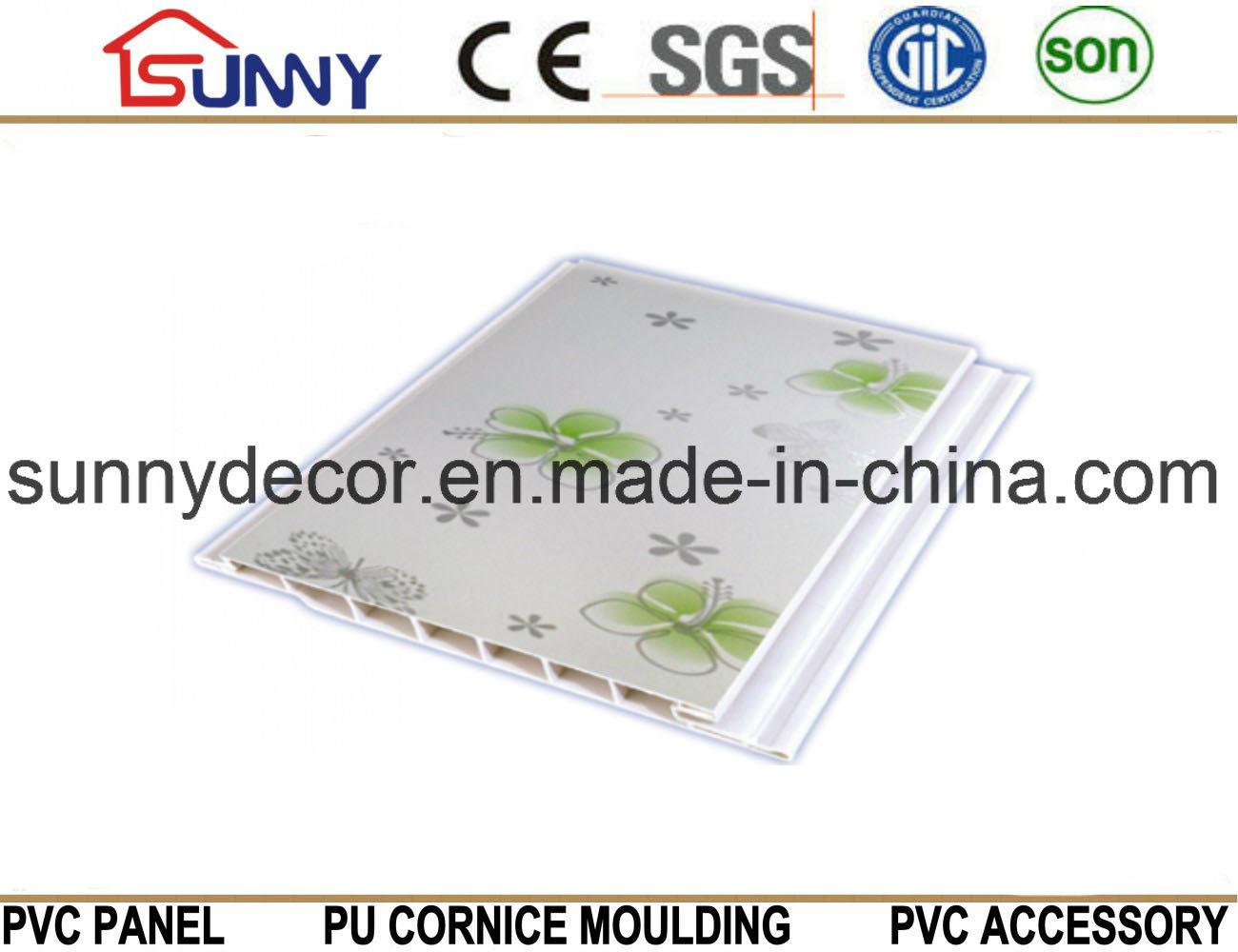 New Design PVC Panel-PVC-Ceiling-PVC Wall Panel-PVC Printing Panel