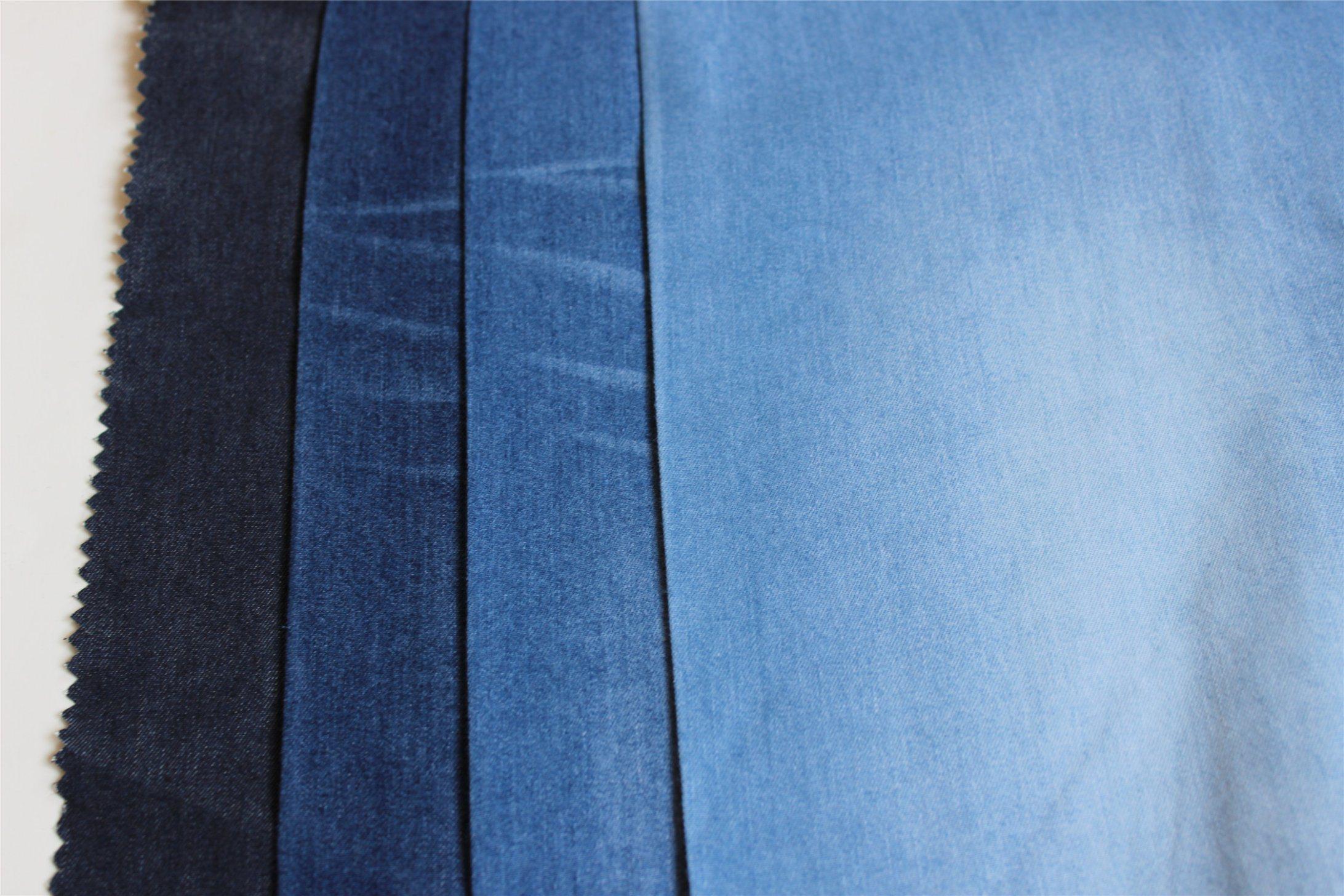 Tencel Cotton Denim For T-Shirt