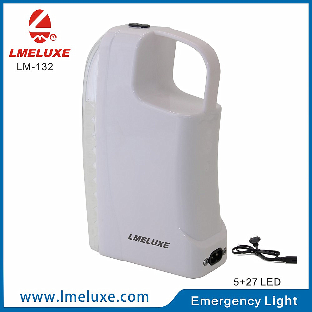 LED Protable Rechargeable Emergency Light