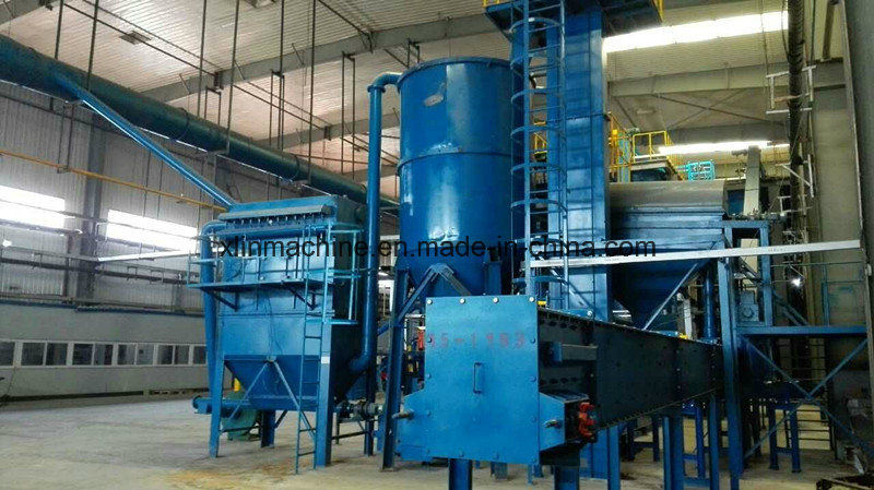 Yellow Lead Powder Production Line/Lead Oxide Powder Production Line/Red Lead Making Machine