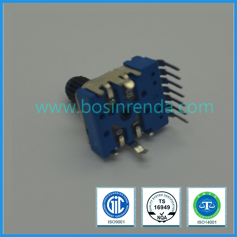 14mm Passive Components Without Switch 14mm Rotary B504 Potentiometer
